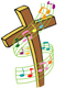 Musical cross